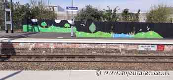 Wildlife scenes and Bridgewater Canal featured on new artwork at Patricroft Station - In Your Area