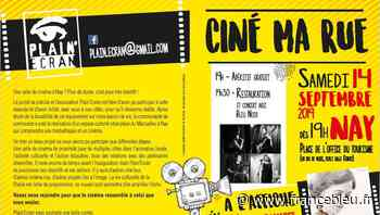 L'association Plain' Ecran célèbre les 20 ans du cinéma de Nay - France Bleu