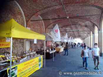 """Ritona a Bra """"Il mercato della terra"""" - http://gazzettadalba.it/"""