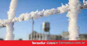 El Calafate la segunda ciudad más fría del país con -12.7° de sensación térmica - TiempoSur Diario Digital