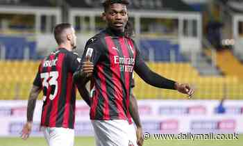 Everton and Wolves 'lead the chase for AC Milan striker Rafael Leao'
