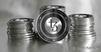 Tezos-Kurs-Prognose für Juni 2021 - wie geht es weiter für XTZ? | Coin-Hero - Coin-Hero