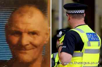 Fears for 70-year-old Alan Wenman, missing from his home in Crawley