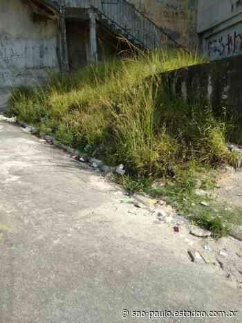 Moradora cobra limpeza de escada pública na zona leste de SP - Blogs Estadão