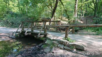Marode Brücke am Flehbachmühlenweg wird erneuert - iGL Bürgerportal Bergisch Gladbach
