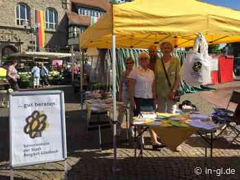Seniorenbüro berät wieder auf Wochenmärkten - iGL Bürgerportal Bergisch Gladbach