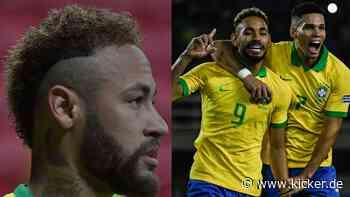 Ohne Neymar, doch mit zwei Bundesliga-Profis: Brasiliens Olympia-Kader steht - kicker