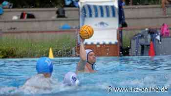 Zwei Wasserball-Länderspiele im Iserlohner Heidebad - IKZ News
