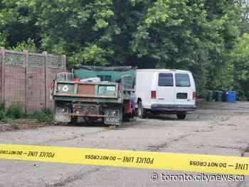 Body found in van near Lakeshore in Mississauga: Peel police - CityNews Toronto