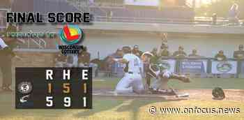 Lakeshore Pitching Continues Hot Streak at Woodchucks' Expense - OnFocus