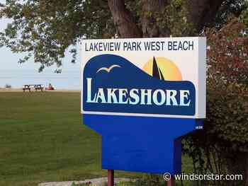 Three charged with assault at Lakeshore beach - Windsor Star