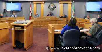 Hanover council briefs - Lakeshore Advance