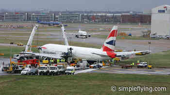 What Caused The 2008 British Airways 777 Crash At Heathrow? - Simple Flying