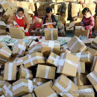 Onder luid Europees applaus worden spullen uit de online Chinese rommelwinkel een pak duurder