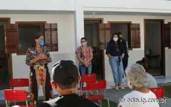 Visita da Secretaria de Educação aproxima pais e professores   Paraty   O Dia - O Dia