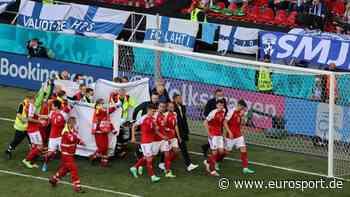 Belgien gegen Dänemark soll Botschaft an Christian Eriksen senden, sagt Roberto Martínez - Eurosport DE