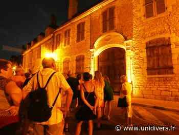 Découverte nocturne du coeur historique de Saint-Amand-Montrond Saint-Amand-Montrond mardi 13 juillet 2021 - Unidivers