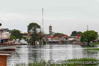 Após 18 dias de queda, Rio Amazonas volta a subir em Parintins - Alvorada Parintins