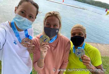 Ana Marcela Cunha é prata no Espanhol de Maratonas Aquáticas - Surto Olímpico