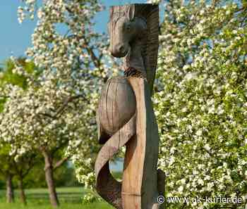 Der Skulpturenweg Reckenthal: Kunstwerke im Gelbachtal bei Montabaur - AK-Kurier - Internetzeitung für den Kreis Altenkirchen