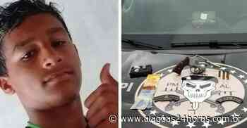Jovem morre em troca de tiros com a PM em Joaquim Gomes - Alagoas 24 Horas