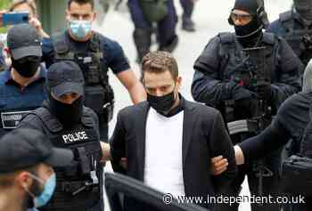 Caroline Crouch: Husband of murdered British woman taken to court in handcuffs and bulletproof vest
