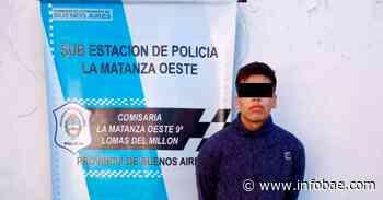 """Los videos de los audaces robos del ladrón """"Chuky"""" de La Tablada: lo detuvieron con 4 kilos de flores de marihuana - infobae"""