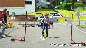 Linselles: opération à pied, à trott' ou à vélo - La Voix du Nord