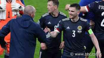 England 0-0 Scotland: Impressive visitors claim point at Wembley