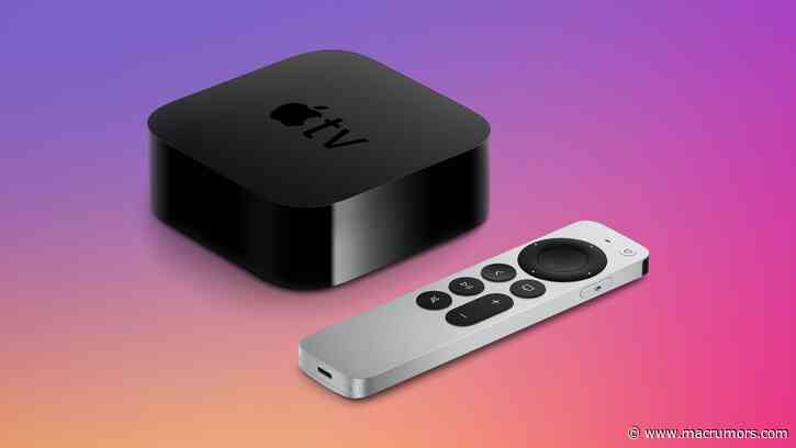 Deals: 2021 Apple TV Models Get First Discount, 32GB 4K Model Down to $169.98 ($9 Off)