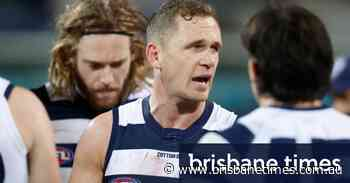Selwood fined for misconduct after two incidents against Bulldogs - Brisbane Times