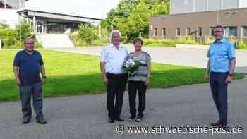 Ortsbaumeister geht in den Ruhestand | Westhausen - Schwäbische Post