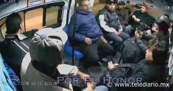 Edomex Zumpango cayó El Quiquín, asaltante de transporte público - Telediario CDMX