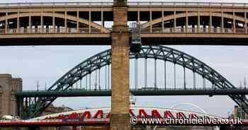 The top British film location drives - and one of them is Newcastle