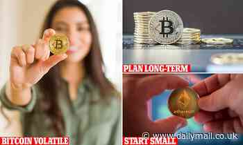 Three top tips for investing in Bitcoin from a cryptocurrency boss
