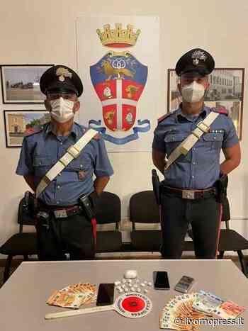 Cecina, arrestato 35enne per detenzione illegale di cocaina - Livorno Press