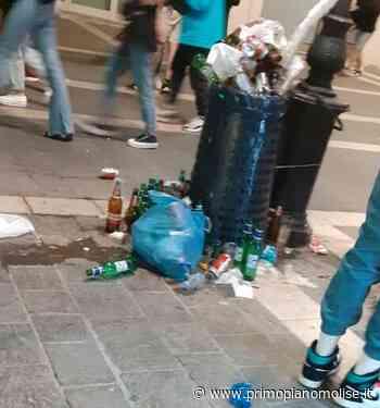 """Termoli, bevande in vetro e alcolici: giro di vite con """"divieti"""" - Primo Piano Molise"""