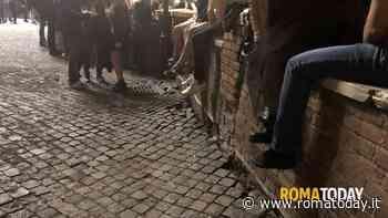 Europei a Roma, tremila tifosi Galles in città. Controlli e transenne anche a piazza di Spagna e Fontana di Trevi