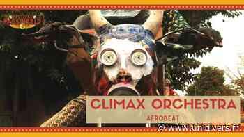 Climax Orchestra   Festival PassWorld Parc de l'infini - Unidivers