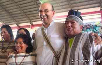 """AMERICA/PERU' - El Vicario Apostólico de Puerto Maldonado: """"contribuir al desarrollo de la cultura amazónica según los valores del Evangelio"""" - Agenzia Fides"""