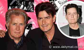 Martin Sheen says son Charlie Sheen recovery is a miracle - Daily Mail