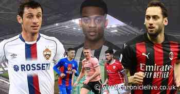 5 free agent alternatives to Joe Willock for NUFC