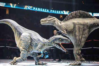 Jurassic Fight Night at Gila River Arena tickets on sale - AZ Big Media