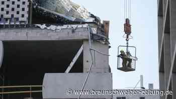 Schulneubau in Antwerpen eingestürzt: Mindestens drei Tote