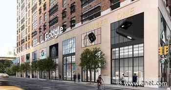 Google's retail store opens and shoppers prepare for Amazon Prime Day video     - CNET