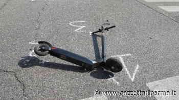 Investito da un auto su un monopattino - Gazzetta di Parma