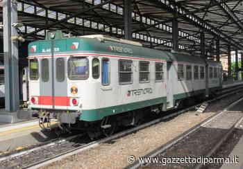 """Quando il treno è """"monocarrozza"""" - Foto - Gazzetta di Parma"""