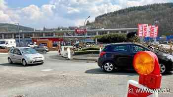 Bad Berleburg/B480: Erneut Vollsperrung am Nordknoten - Westfalenpost