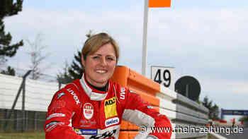 An verstorbene Rennfahrerin erinnern: Sabine Schmitz wird besondere Ehre zuteil - Rhein-Zeitung