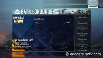 Battlegrounds Mobile India Crosses 5 Million Downloads in Early Access, Krafton Rewards Players